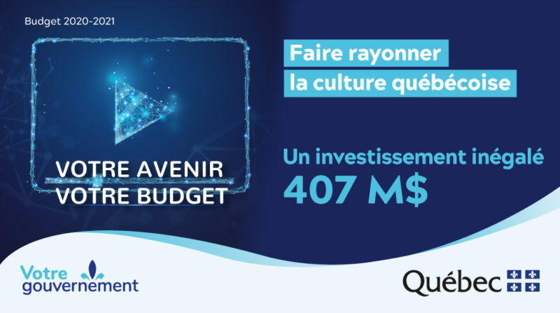 Budget - Gouvernement du Québec