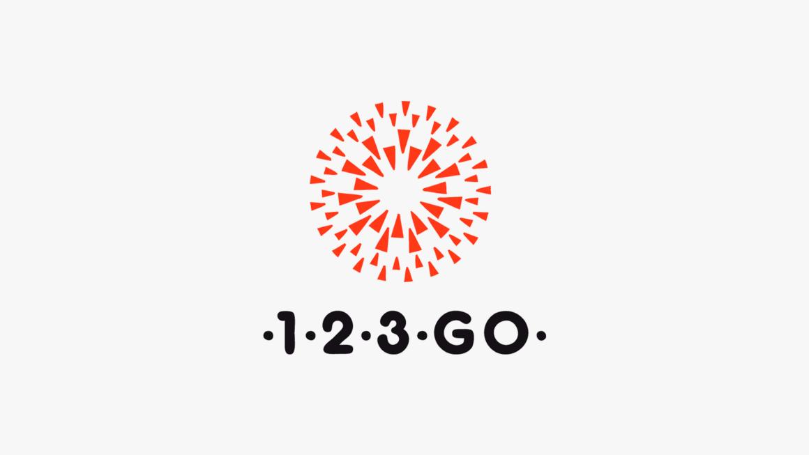 logo de 1 2 3 Go Productions