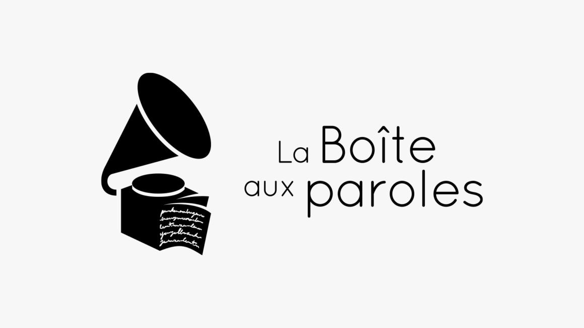 logo de La boîte aux paroles