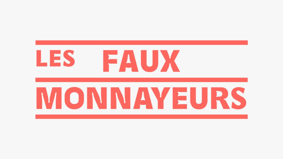 logo de la Coop Les Faux-Monnayeurs