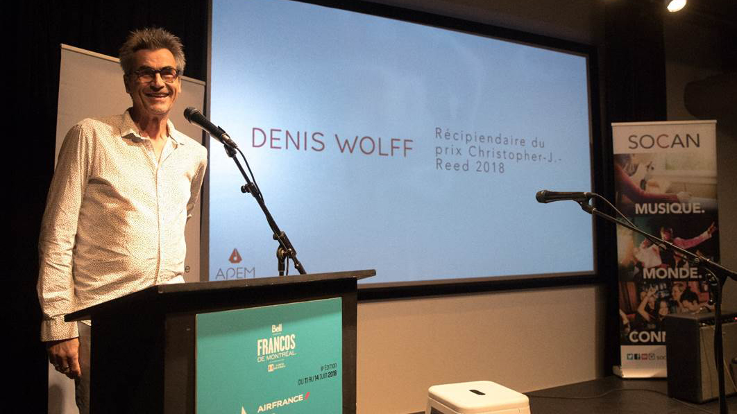 Denis Wolff
