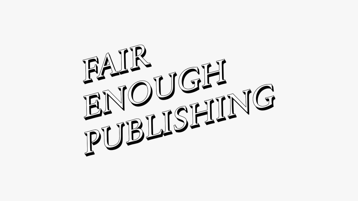 logo de Fair Enough Publishing
