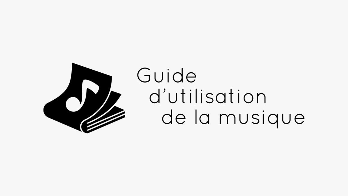 logo du Guide d'utilisation de la musique