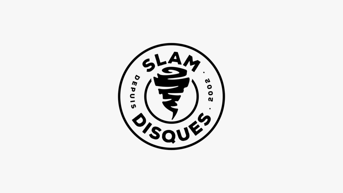 logo de Slam disques