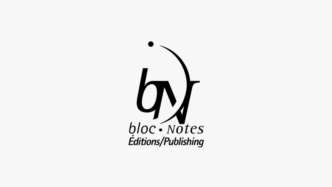 logo des Éditions Bloc-Notes