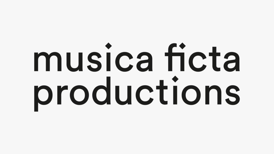 logo de Musica Ficta Productions