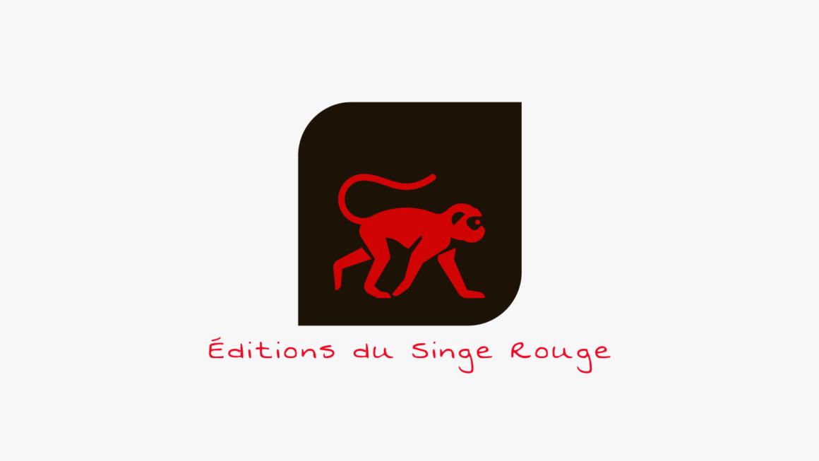 logo des Éditions du Singe Rouge